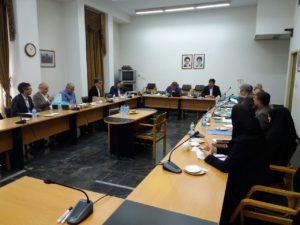 برگزاری جلسهی هماندیشی در خصوص مسائل و مشکلات دانشجویان شاهد و ایثارگر پردیس دانشکدههای فنی